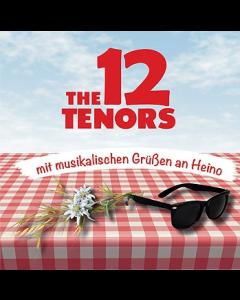 CD - The 12 Tenors - Mit freundlichen Grüssen an Heino