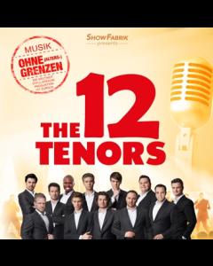 DVD - The 12 Tenors - Musik ohne Altersgrenzen